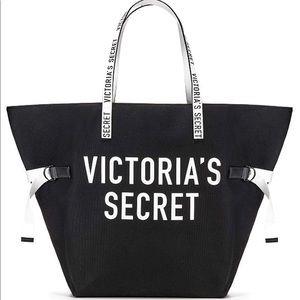 Victoria's Secret Logo Tote Weekender Bag